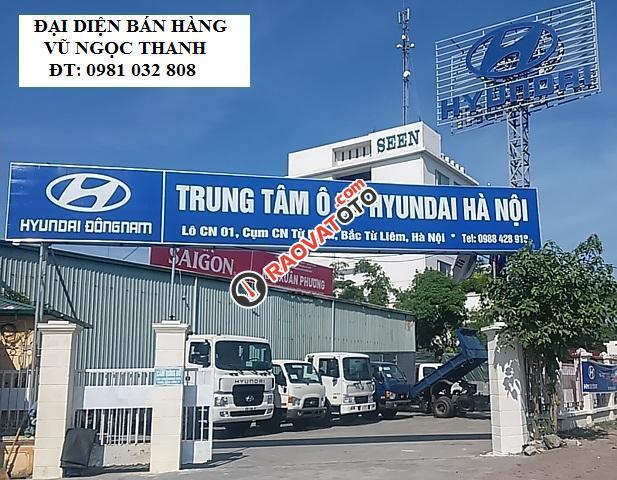 Đầu kéo Daewoo Novus nhập khẩu, giao xe ngay, giá tốt nhất thị trường-4
