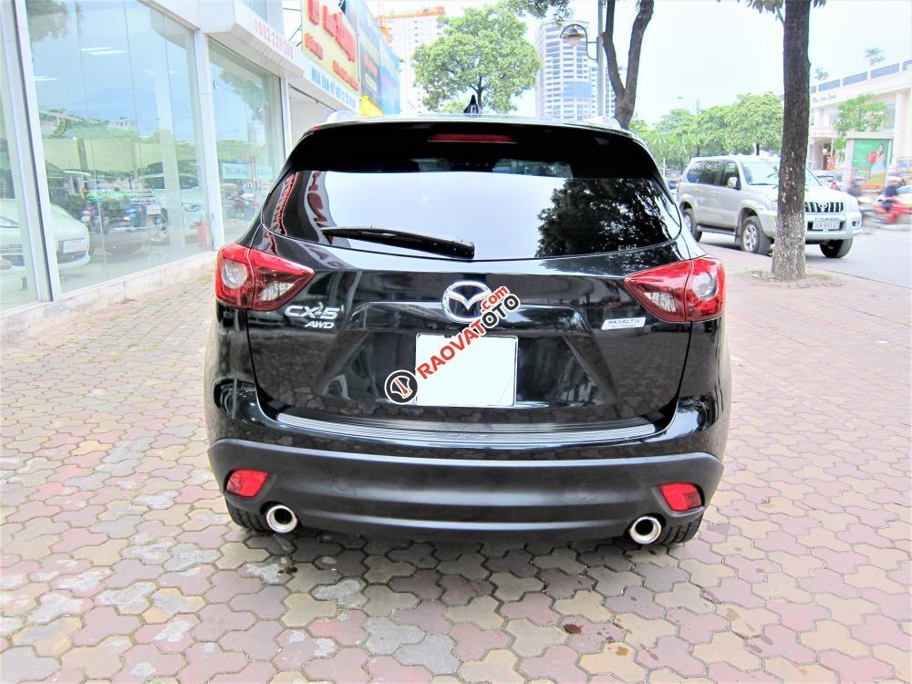 Bán Mazda CX 5 đời 2017, màu đen-3