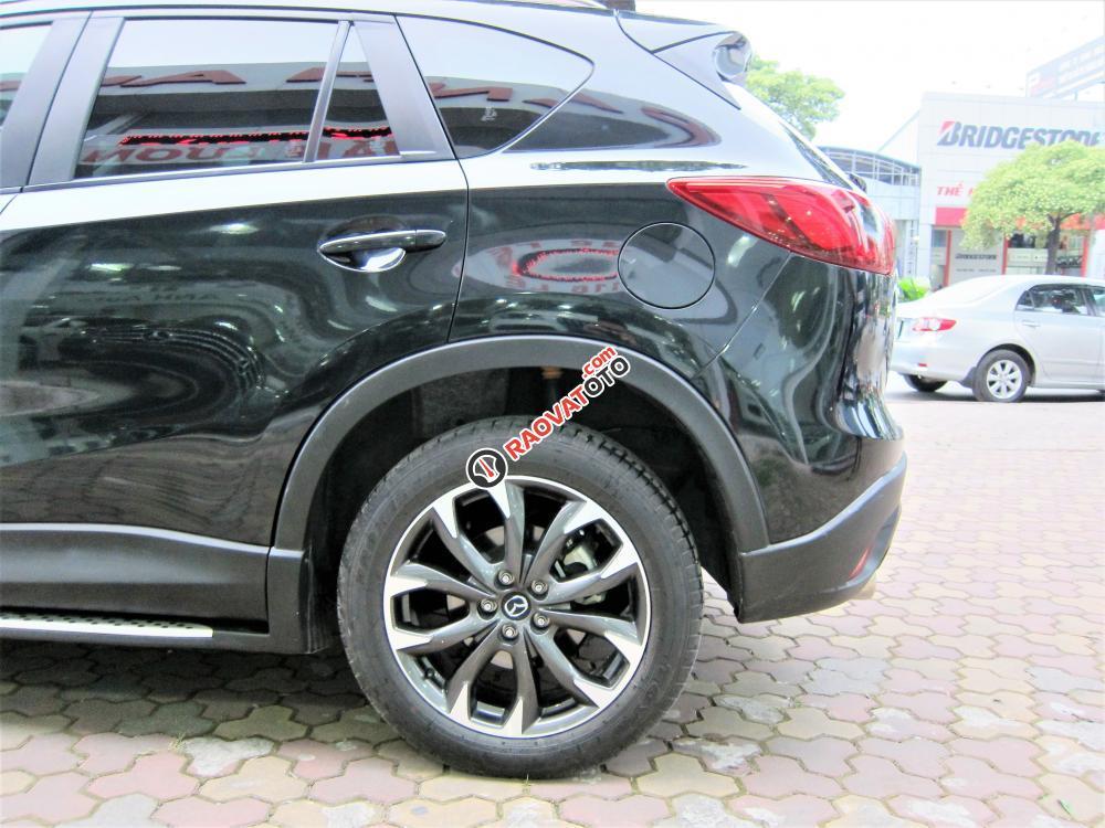 Bán Mazda CX 5 đời 2017, màu đen-4