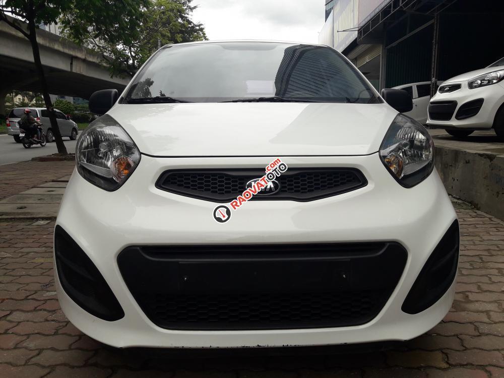 Kia Morning 2013, màu trắng - Phiên bản đặc biệt & Model 2014. Xe nhập, giá chỉ 244 triệu-0