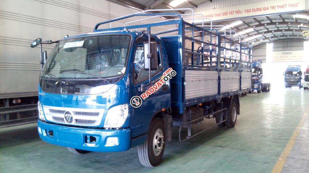 Cần bán xe tải Trường Hải Thaco Ollin 700B đời 2017 phiên bản mới nâng tải 7 tấn, giá cạnh tranh-0