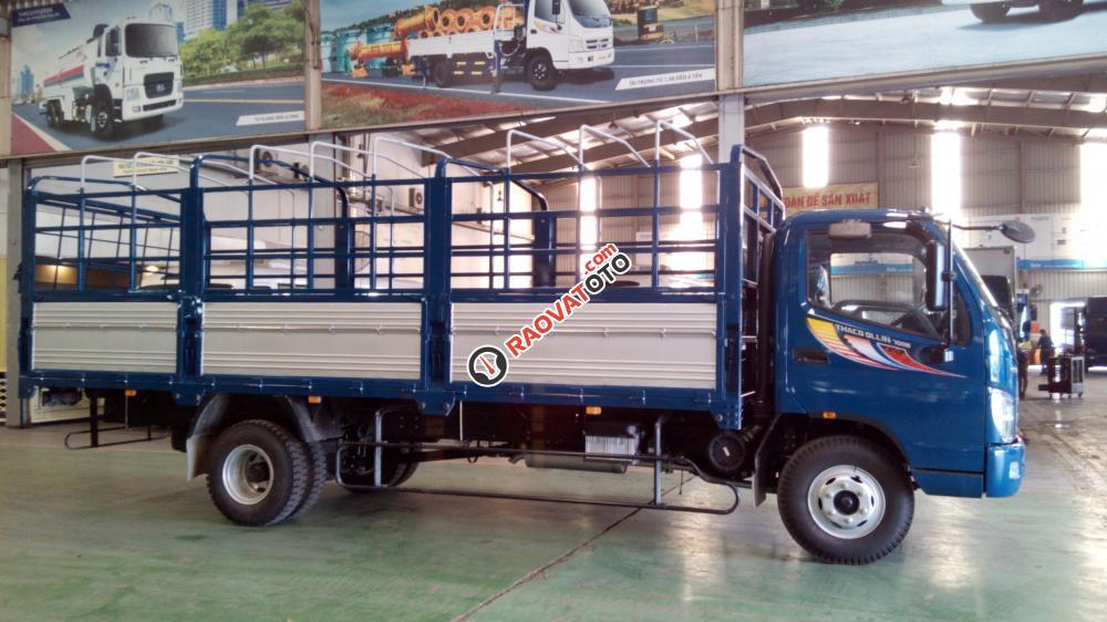 Cần bán xe tải Trường Hải Thaco Ollin 700B đời 2017 phiên bản mới nâng tải 7 tấn, giá cạnh tranh-2