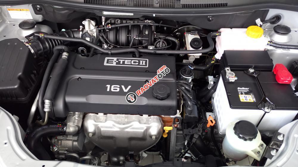 Cần bán Chevrolet Aveo 1.4 LTZ động cơ mới 2018, alo trực tiếp để nhận, giá rẻ nhất cạnh tranh nhất-1