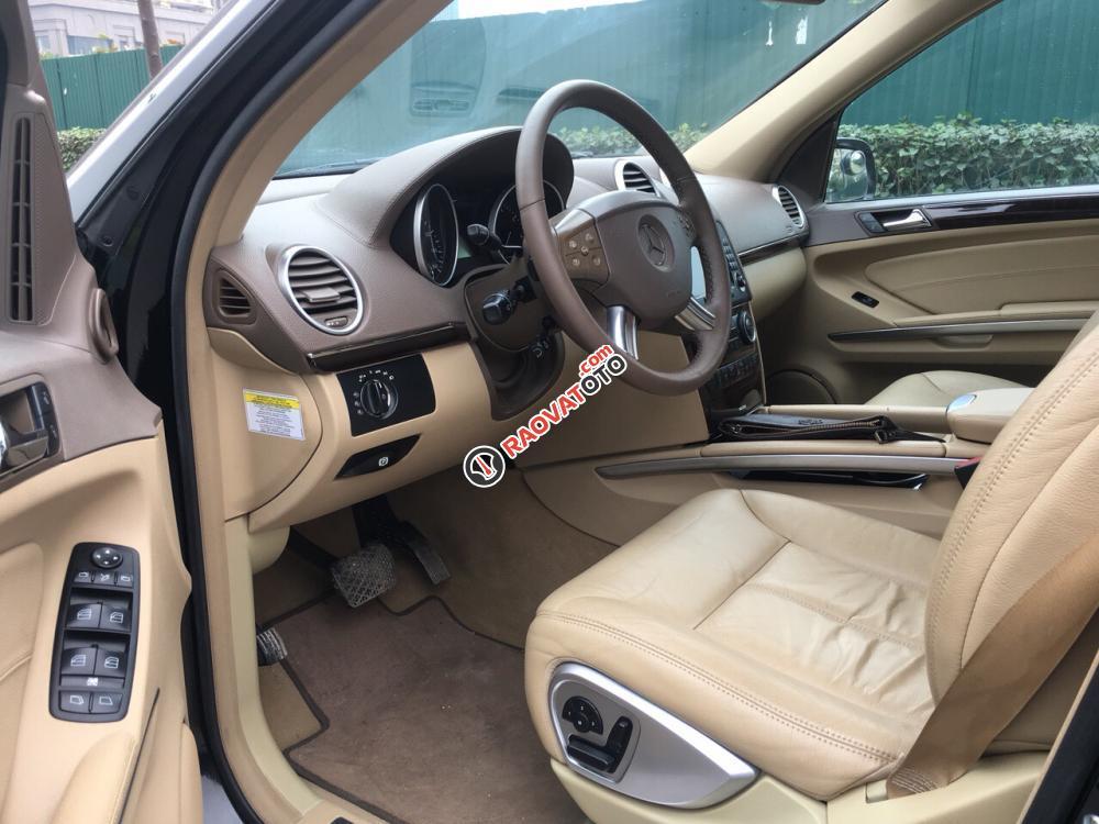 Cần bán gấp Mercedes GL 550 đời 2008, màu đen, nhập khẩu nguyên chiếc-3