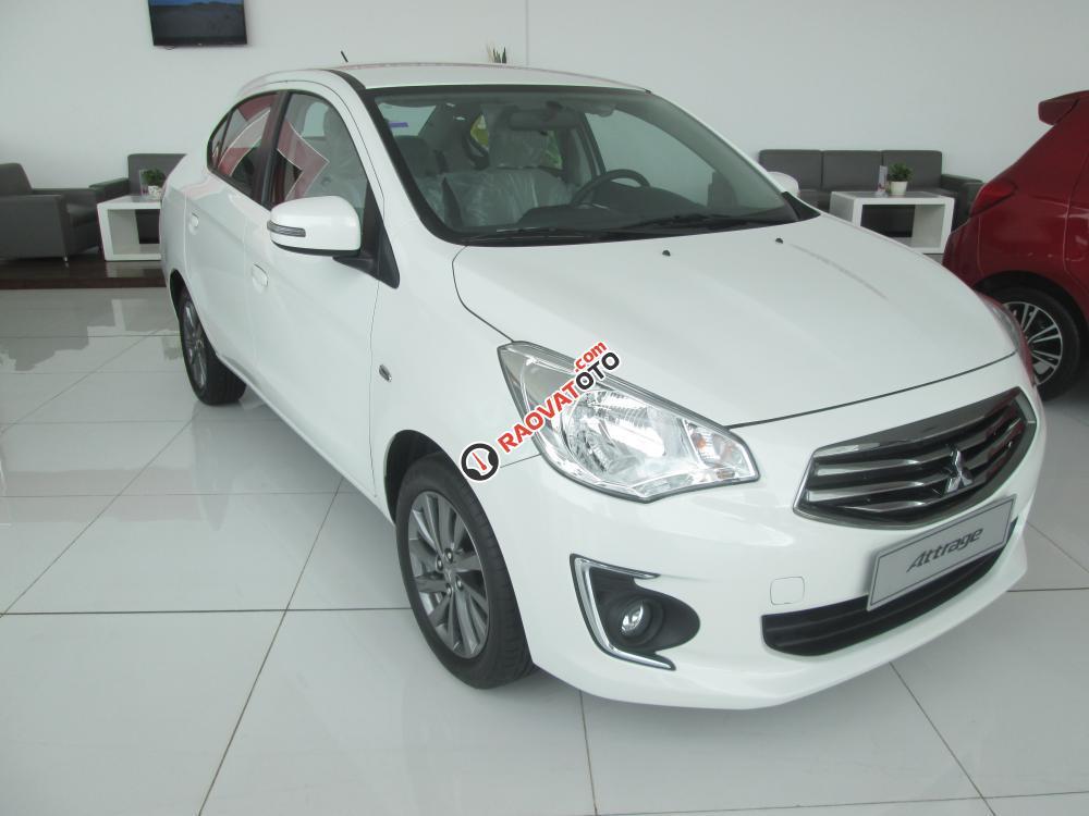 Mitsubishi Attrage, nhập khẩu Thái Lan 100%-1
