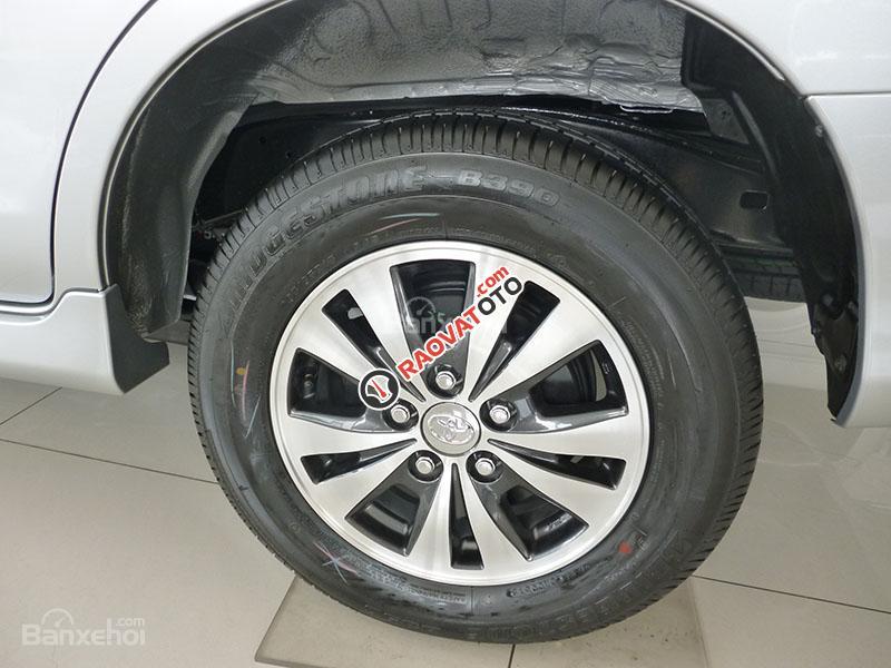 Toyota Innova E 2017, hỗ trợ trả góp 90% - Trả trước 140 triệu nhận được xe giá tốt, full phụ kiện-6