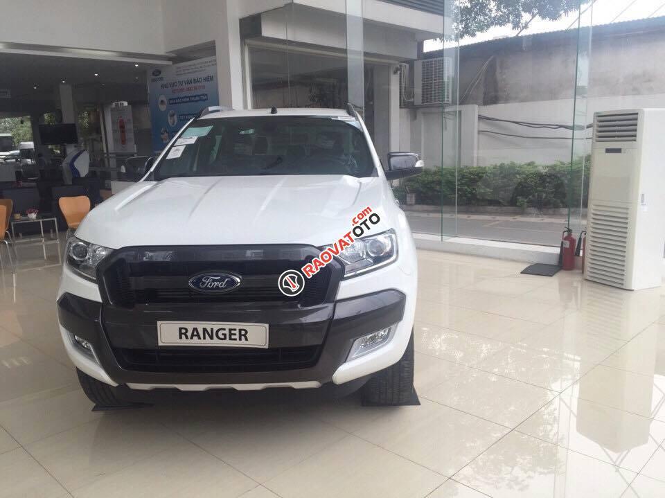 Bán Ford Ranger 3.2 hỗ trợ trả góp 80% lãi suất tốt, xe đủ màu giao ngay-0