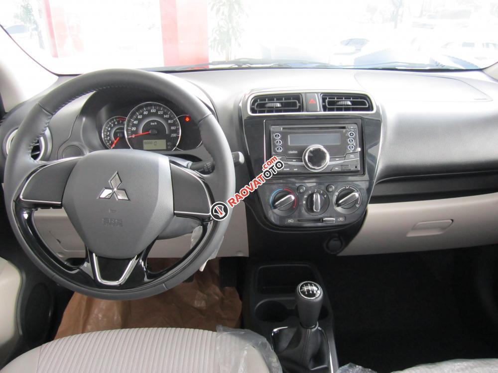 Mitsubishi Attrage, nhập khẩu Thái Lan 100%-12