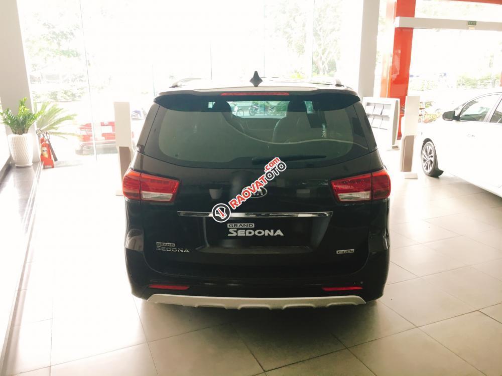 Bán Kia Sedona bản xăng, full option giá tốt, liên hệ ngay Mr. Luân: 0981 77 37 27-14