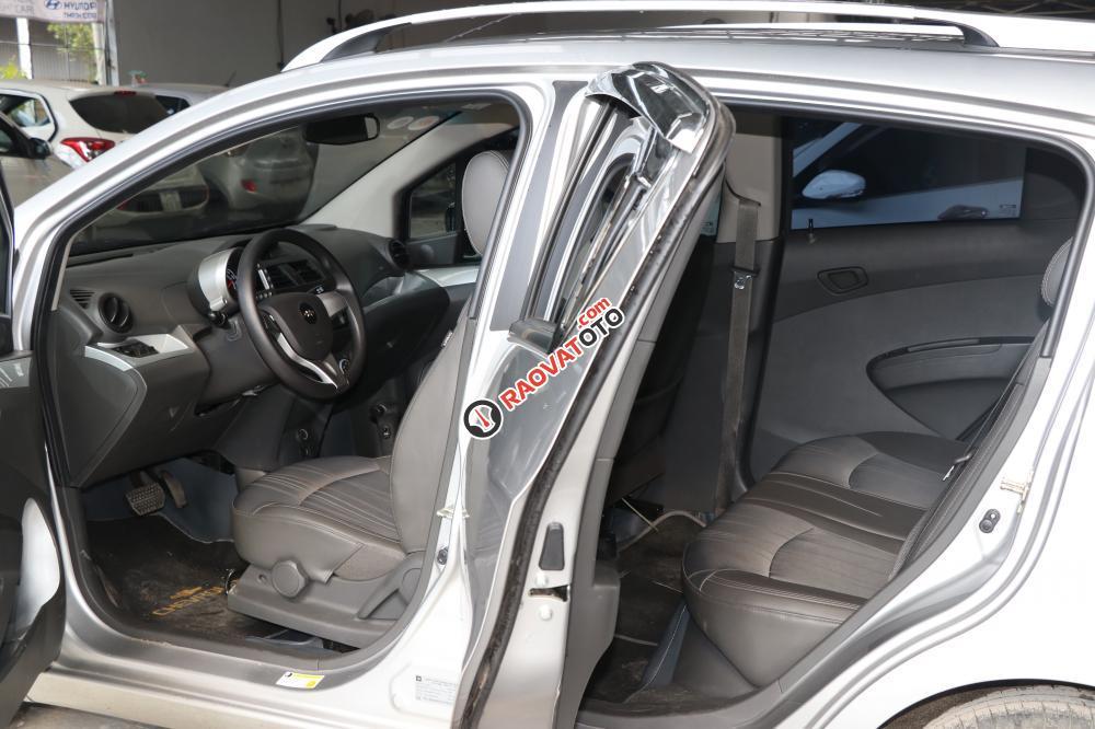 Bán Hyundai Grand Starex 2.5MT 2010, màu bạc, xe nhập, giá tốt, 636tr-9