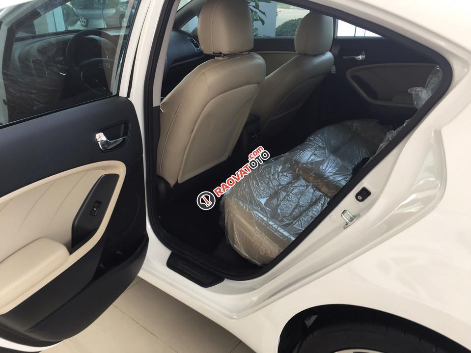Bán xe Kia Cerato 1.6 AT đời 2018 (579tr), màu trắng, 0979 684 924-10