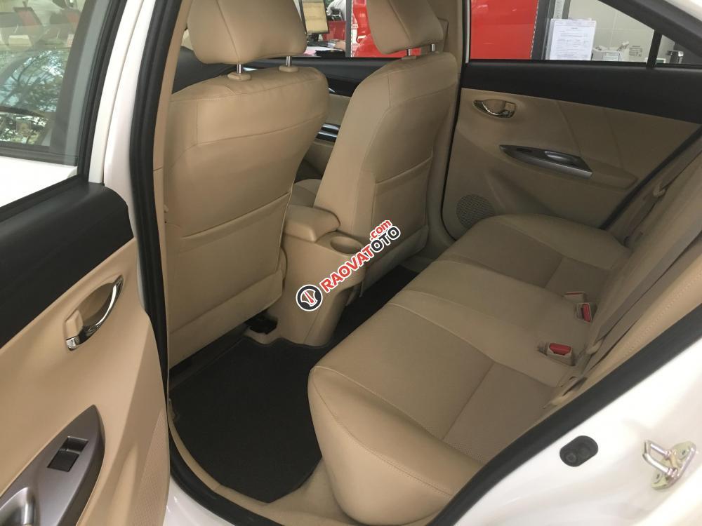 Cần bán Toyota Vios 1.5G CVT giá cạnh tranh, hỗ trợ 90% giá trị xe-3