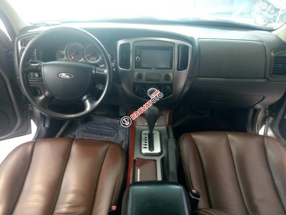 Cần bán xe Ford Escape XLS 2.3 4x2 đời 2009, màu xám (ghi)-1