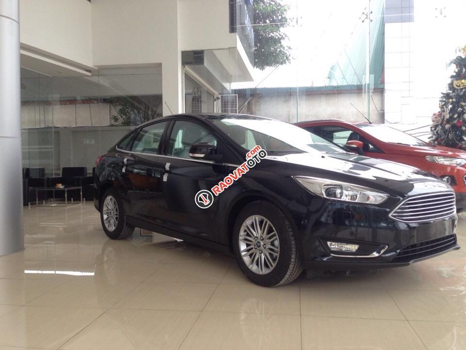 Bán ô tô Ford Focus Titanium 1.5L AT Ecoboost đời 2018, chính hãng giá cạnh tranh-2