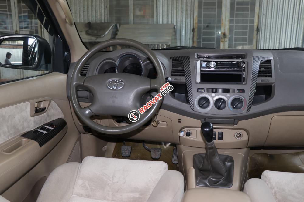Bán Toyota Vios E 1.5MT đời 2015, màu bạc, 458 triệu, 28.000km-10
