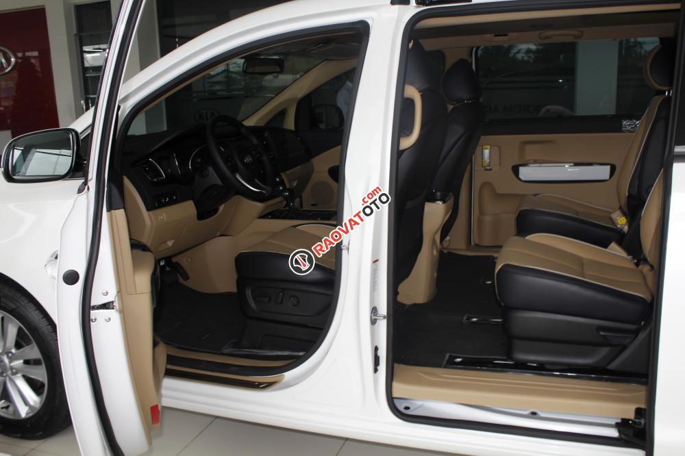 Bán Sedona 2017 - trả trước 230tr, có xe giao ngay-2