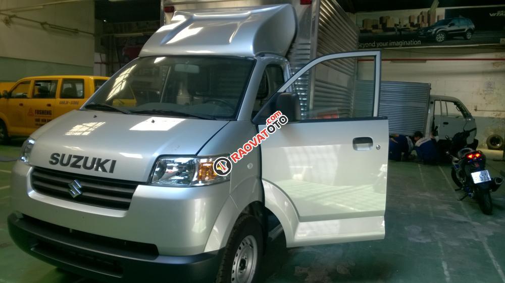 Thanh toán 90 triệu - giao xe Suzuki Carry Pro 740kg ngay - Tặng máy lạnh theo xe-1