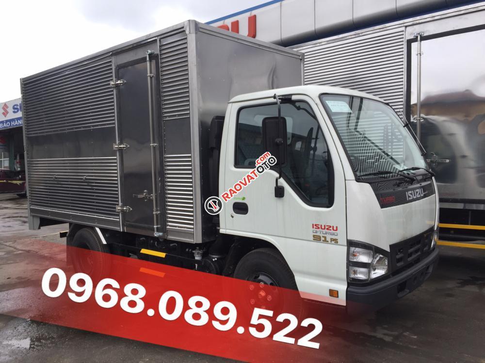 Bán xe tải Isuzu QKR55H 1.9 tấn giá tốt. Có xe giao ngay, hỗ trợ trả góp, LH 0968.089.522-1