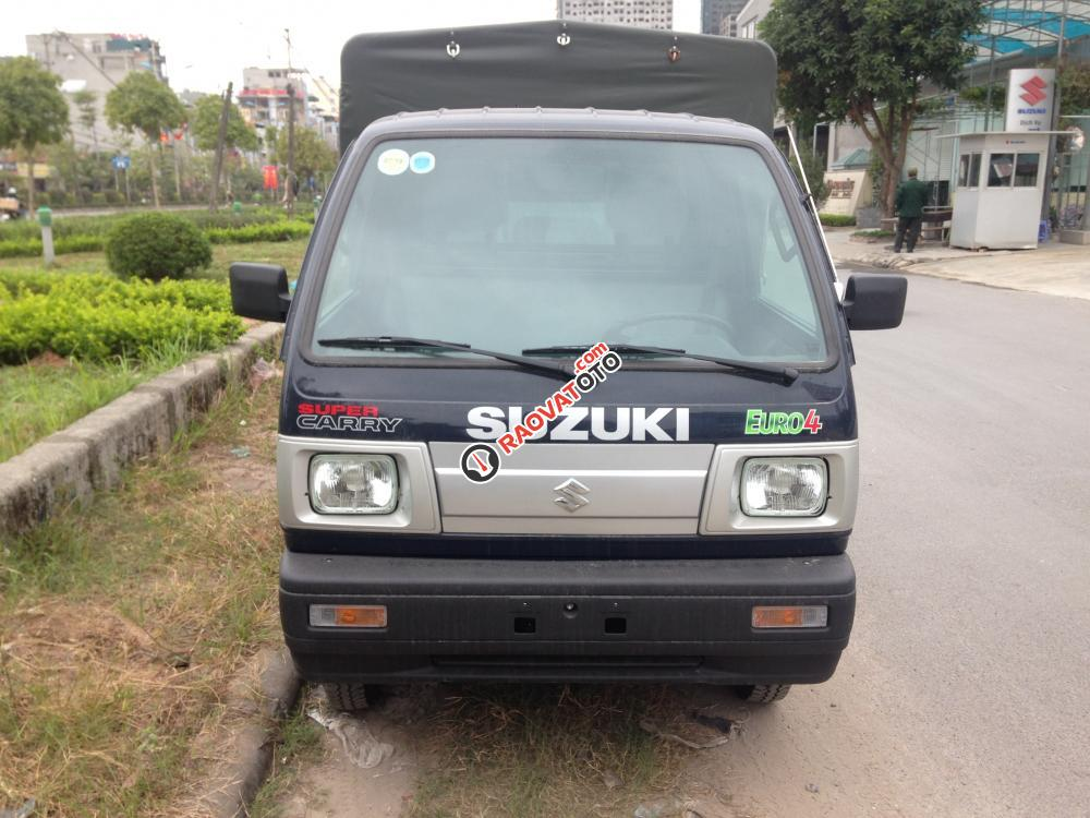 Xe tải 5 tạ Suzuki Super Carry Truck mới, giá chỉ 249tr, liên hệ: 0967758624-0