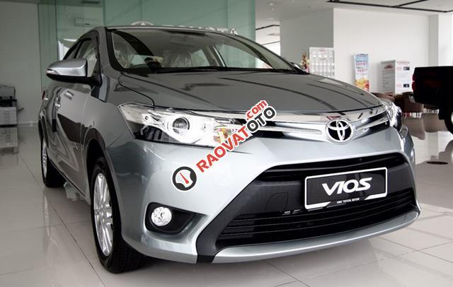 Bán ô tô Toyota Vios sản xuất 2018, đủ màu giao ngay-0