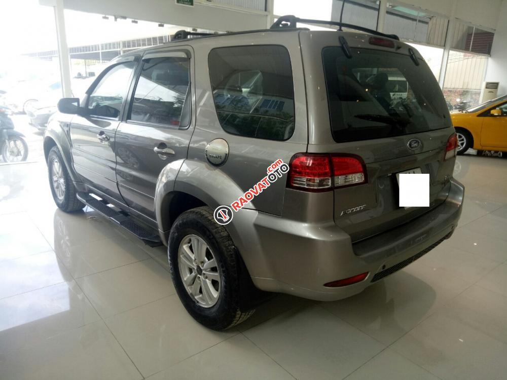 Cần bán xe Ford Escape XLS 2.3 4x2 đời 2009, màu xám (ghi)-5