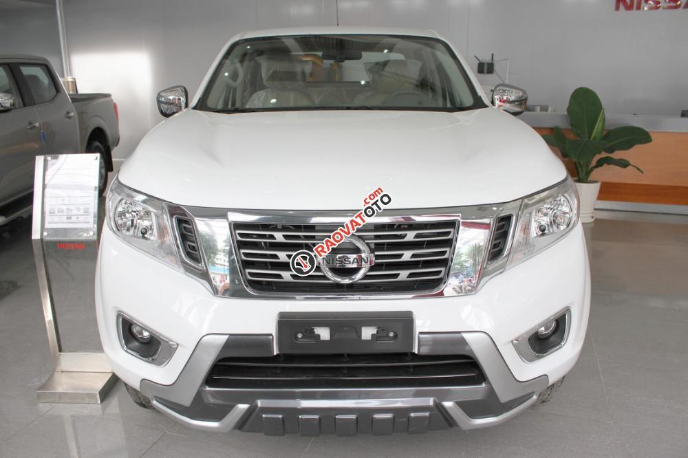 Bán xe Nissan Navara Navara EL Premium R đời 2017, màu trắng, nhập khẩu nguyên chiếc, giá tốt-0