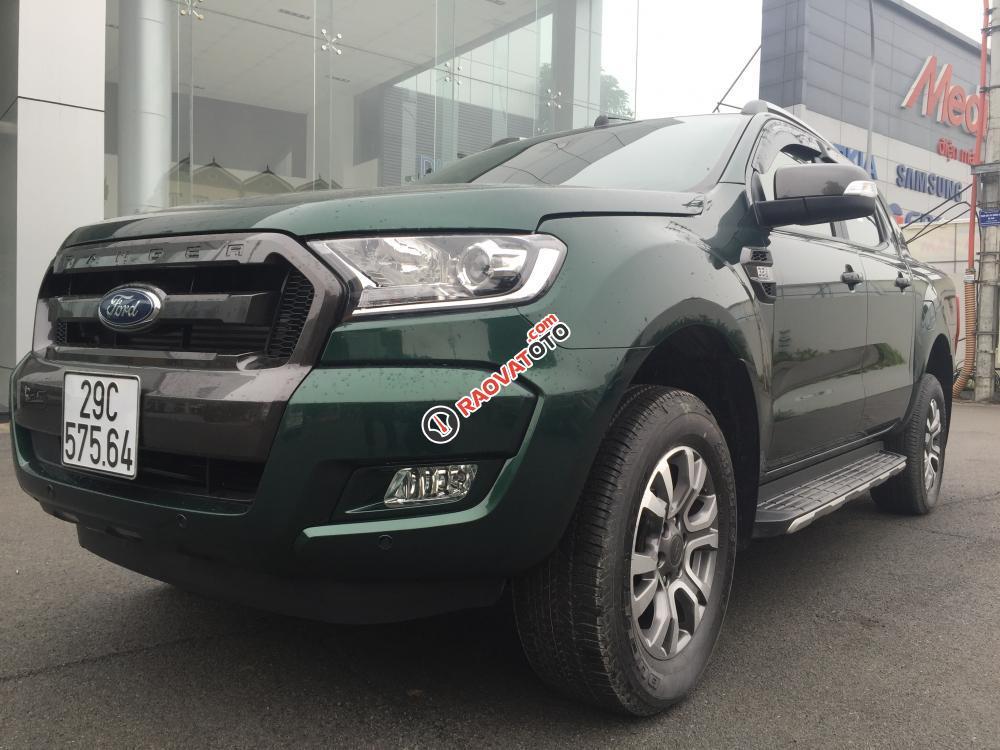 Bán Ford Ranger Wildtrak 3.2 bản full, giá tốt nhất thị trường, hỗ trợ trả góp 80% lãi suất tốt-0