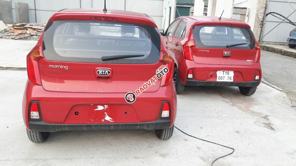 Cần bán Kia Morning Van đời 2017, màu đỏ cờ, nhập khẩu Hàn Quốc-5