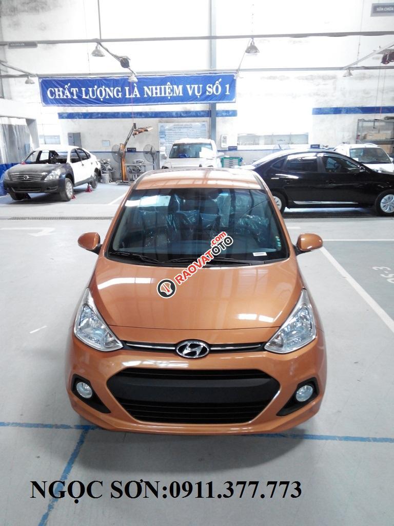 Cần bán Hyundai Grand i10 mới đời 2017, LH: Ngọc Sơn: 0911.377.773-3
