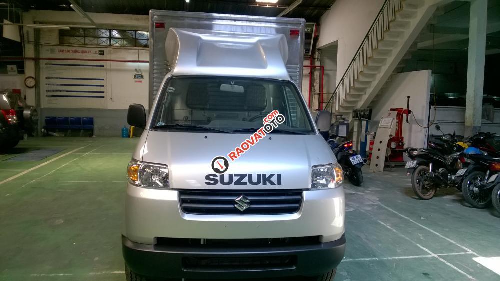 Thanh toán 90 triệu - giao xe Suzuki Carry Pro 740kg ngay - Tặng máy lạnh theo xe-0