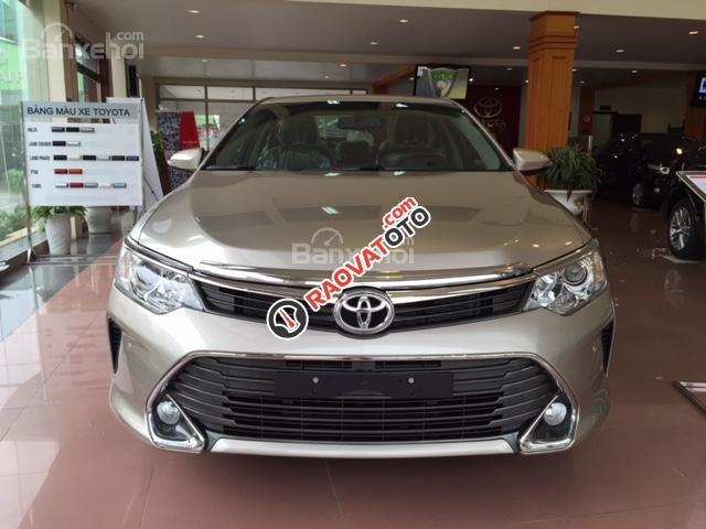 Bán ô tô Toyota Camry 2.5Q đời 2017, còn 4 màu lịch lãm sang trọng, ưu đãi lên đến 48 triệu đồng, giao xe ngay-0