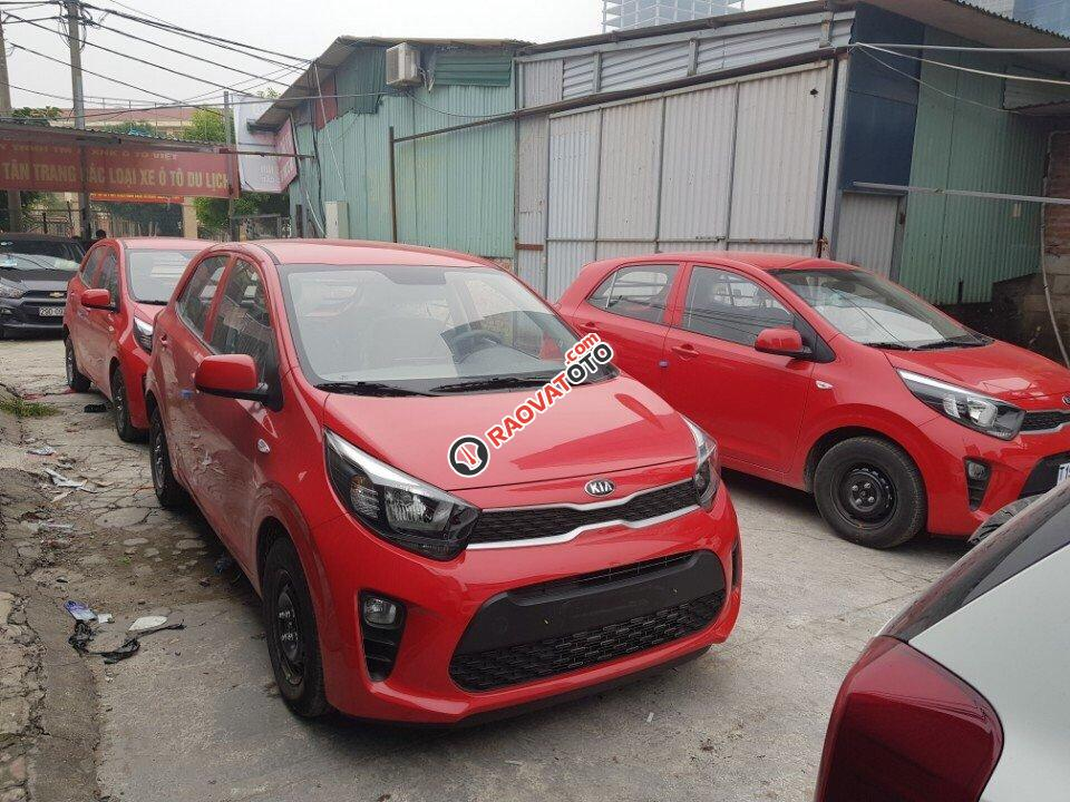 Cần bán Kia Morning Van đời 2017, màu đỏ cờ, nhập khẩu Hàn Quốc-4