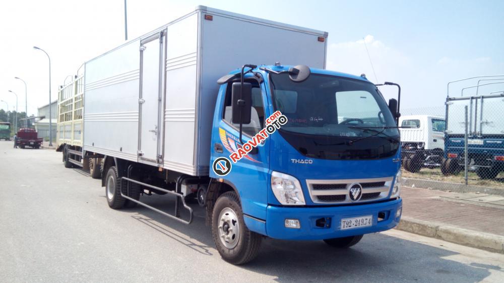Cần bán xe tải Trường Hải Thaco Ollin 700B đời 2017 phiên bản mới nâng tải 7 tấn, giá cạnh tranh-5