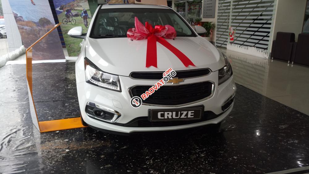 Bán Chevrolet Cruze LTZ 1.8 số tự động, phiên bản 2018 mới, đã ra mắt, giá rẻ nhất cạnh tranh nhất-0