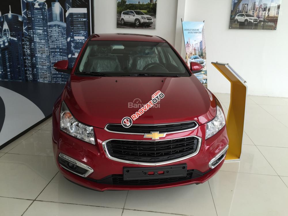 Bán Chevrolet Cruze phiên bản 2017 gọi điện ngay nhận ngay giá giảm - Ưu đãi đặc biệt khách Đồng Nai-1