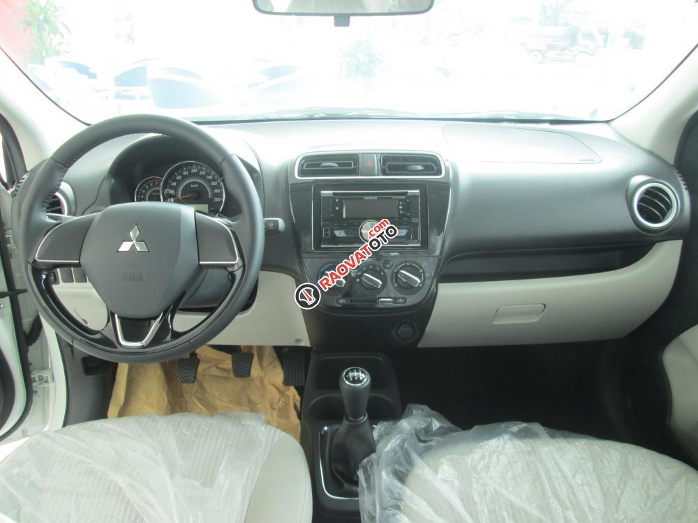 Mitsubishi Attrage, nhập khẩu Thái Lan 100%-11