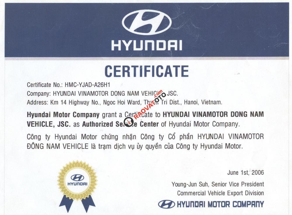 Xe khách Hyundai County 29 chỗ, nội thất rộng rãi ghế 3-1/2-2 giao ngay giá cạnh tranh-2