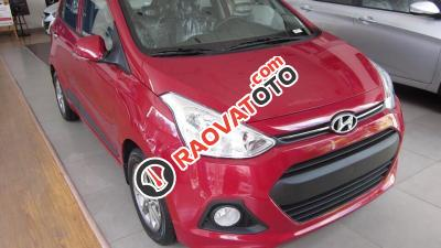 Bán Hyundai Grand i10 1.2MT bạc - Giao xe ngay - Liên hệ: 0906721088-2