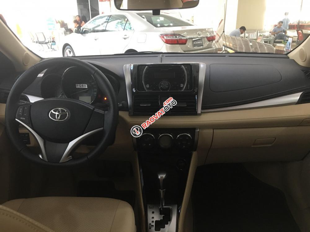 Cần bán Toyota Vios 1.5G CVT giá cạnh tranh, hỗ trợ 90% giá trị xe-1