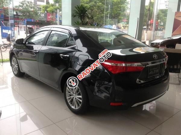 Toyota Hải Dương bán Corola Altis mầu đen 2018, giảm giá lớn nhất, giao xe ngay-6