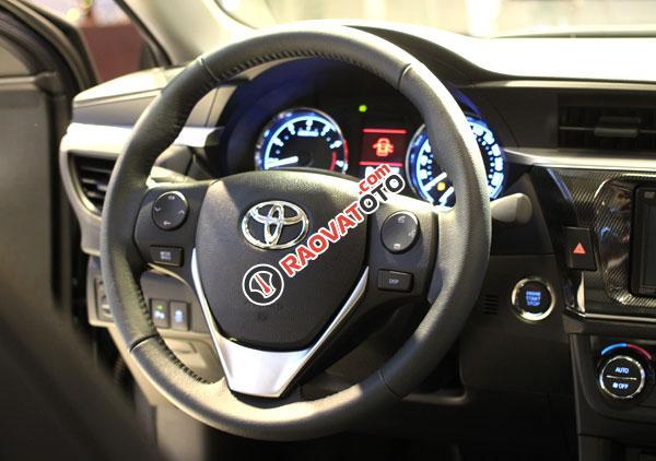Toyota Hải Dương bán Corola Altis mầu đen 2018, giảm giá lớn nhất, giao xe ngay-4