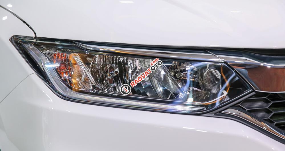 Honda City Top đời 2017, màu bạc, giá tốt nhất tại Honda ô tô Bắc Ninh-5