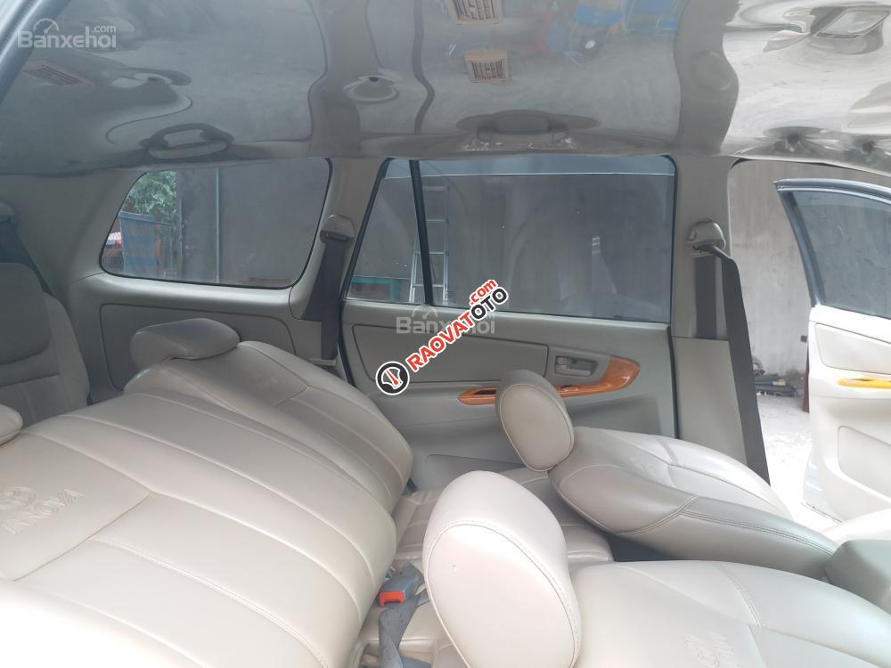 Toyota Innova SX 2008, J nâng G, xe đẹp, giá 250 tr-4