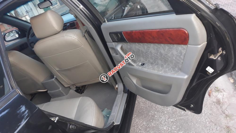 Bán xe Chevrolet Lacetti sản xuất 2011, màu đen mới 95%, 239tr-10