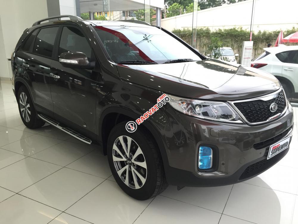 Đồng Nai - Cần bán Kia Sorento 2.4 GAT đời 2018, full option, giảm giá trực tiếp + BH, L/h 0909 186 957-1