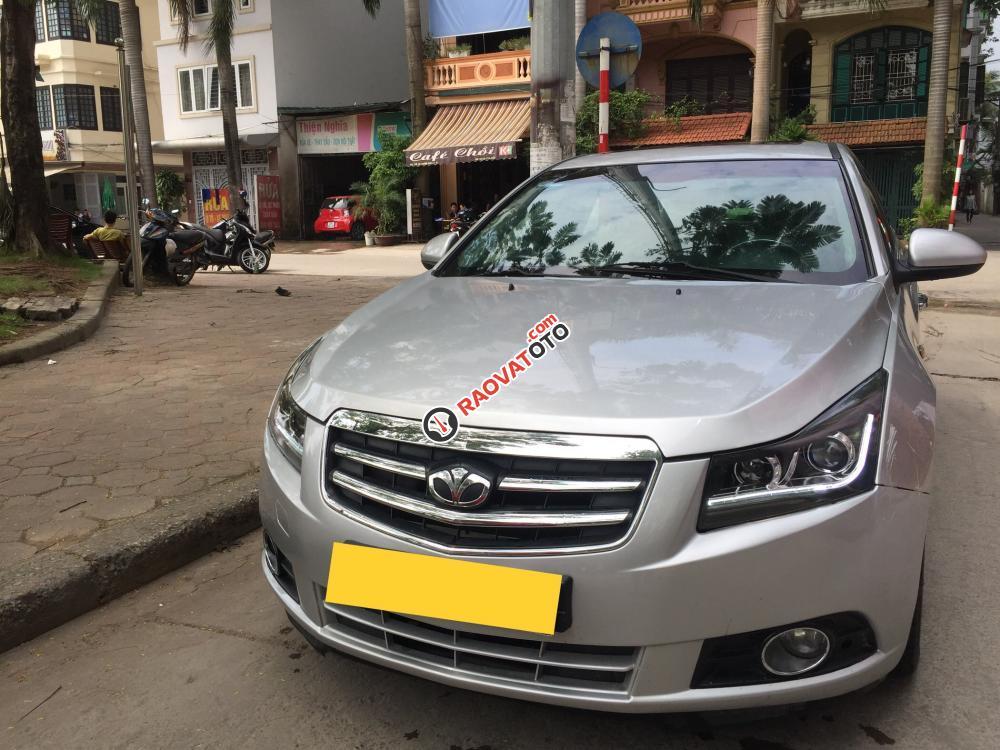 Cần bán xe Daewoo Lacetti CDX 1.6 AT đời 2010, màu bạc, nhập khẩu chính chủ, giá tốt-4