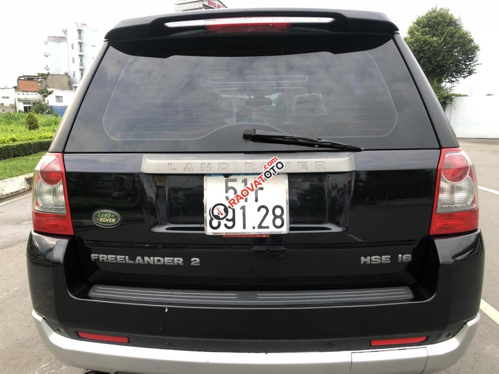 Landrover Freelander 2008 form mới màu đen. Xe loại cao cấp hàng full-5