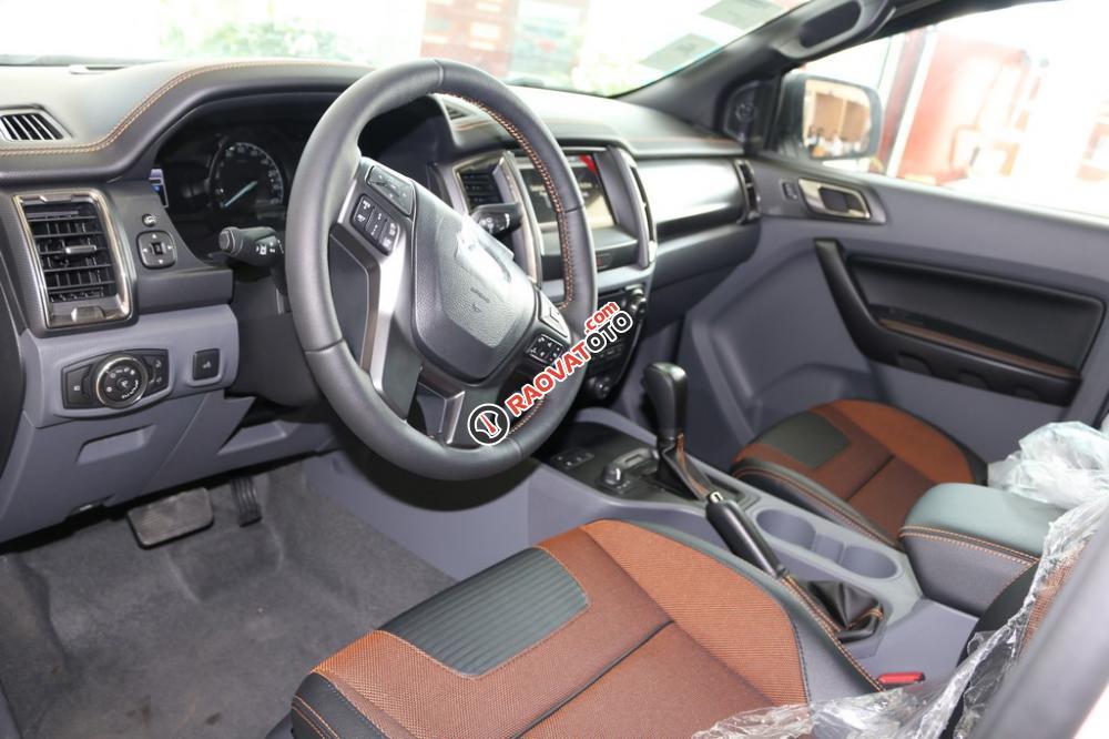 Xe bán tải Ford Ranger Wildtrak 3.2 2 cầu, AT 2016, giá 925 triệu (chưa KM), xe nhập, Hồ Chí Minh-6