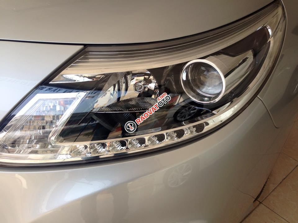 Bán ô tô Samsung SM5 năm 2015, màu bạc, nhập khẩu chính hãng, giá chỉ 895 triệu-2