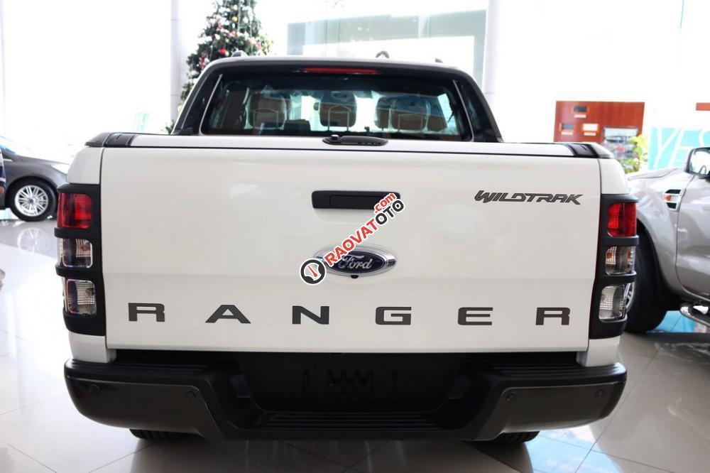 Xe bán tải Ford Ranger Wildtrak 3.2 2 cầu, AT 2017, giá 925 triệu (chưa khuyến mại), xe nhập, Hồ Chí Minh-4